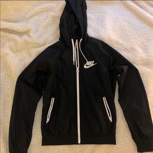 Nike Womens Rain Coat